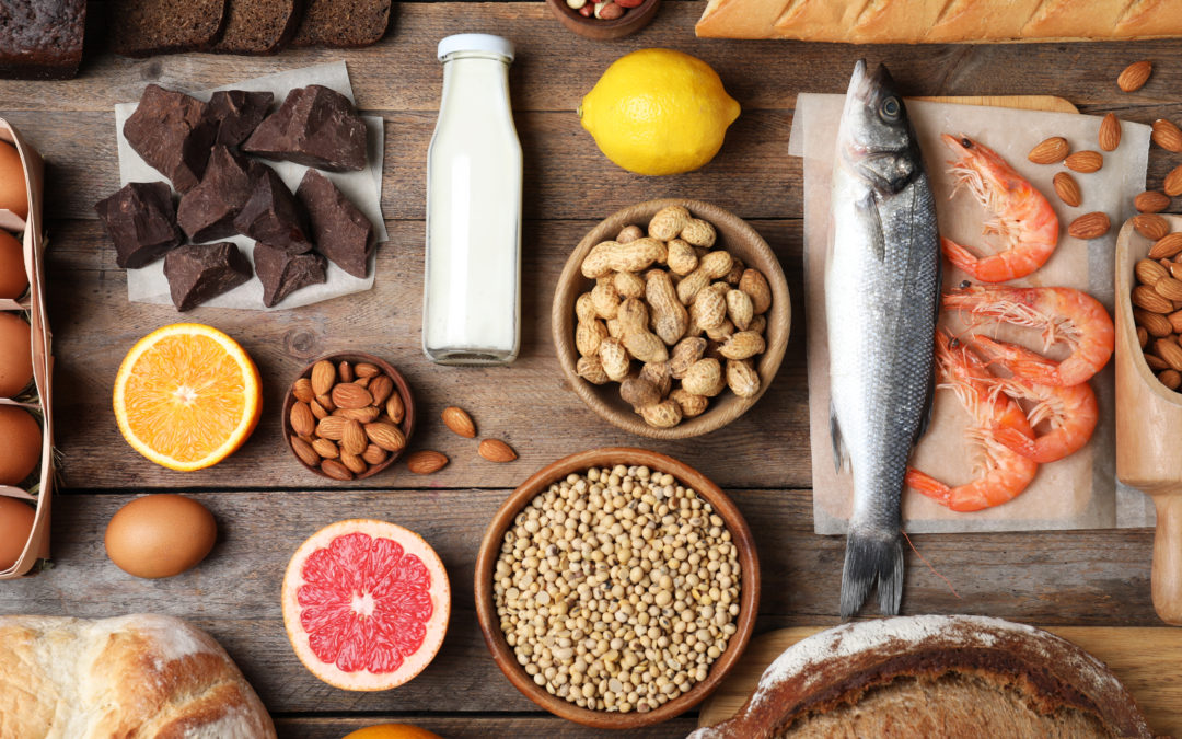 How to handle food allergies and intolerances
